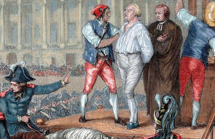 4 execution of Louis XVI