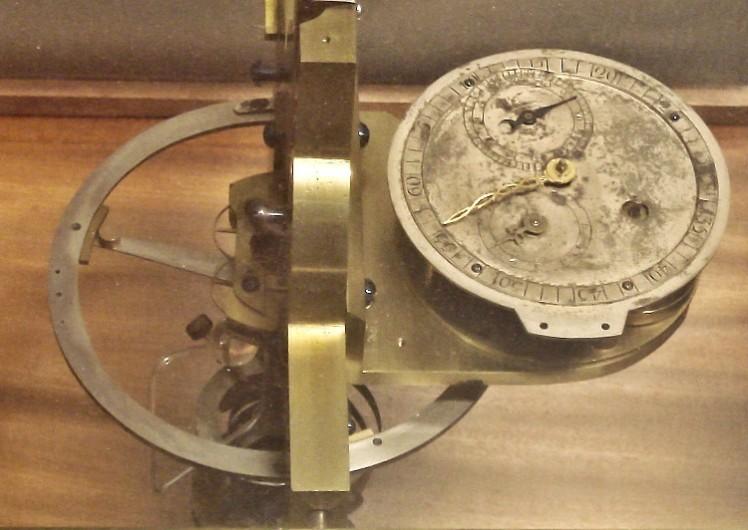 4 Pierre Le Roy chronometer 1766