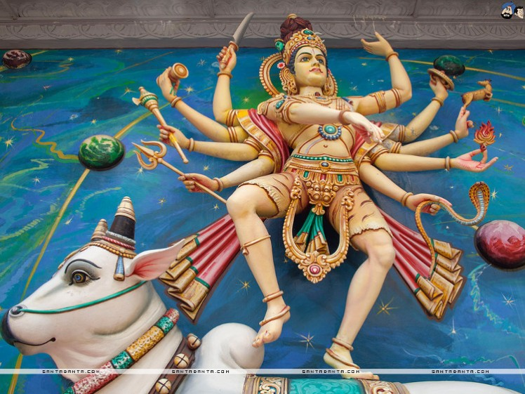 7 Lord Shiva