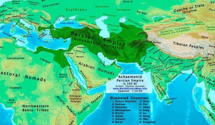 1 Persia