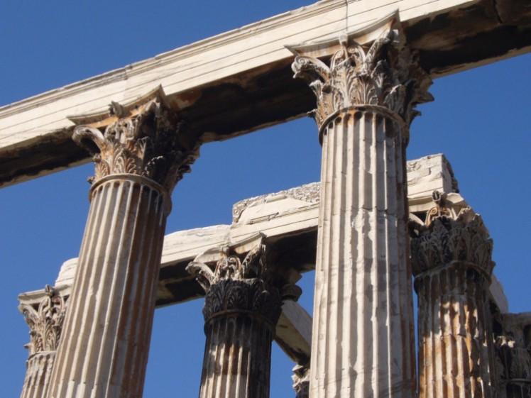 1b Zeus Olympus Pillars