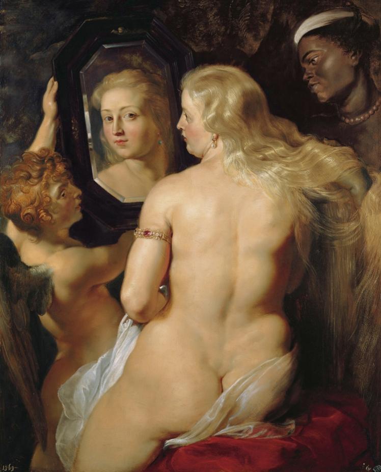 3a Rubens Venus at a Mirror