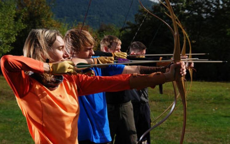 6 archery