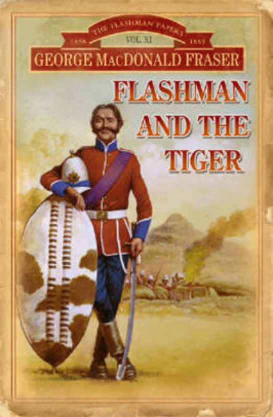 12 Flashman and the tiger