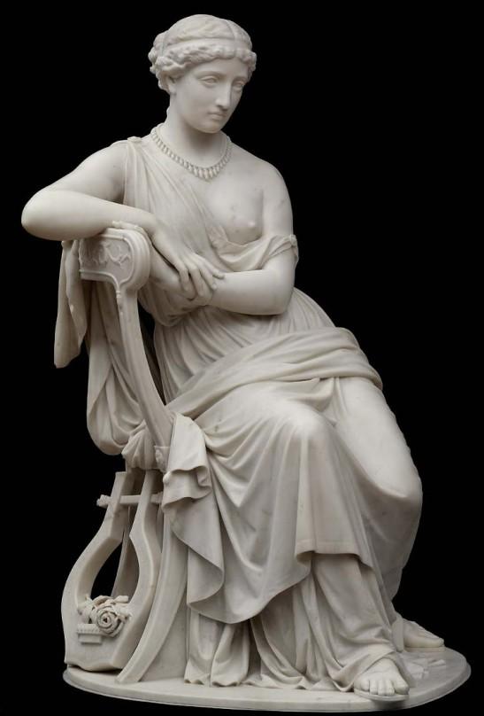3 Sappho by WW Story 1863