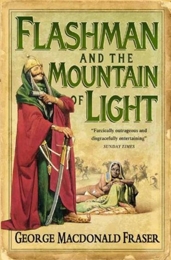 4 Flash mountain of light