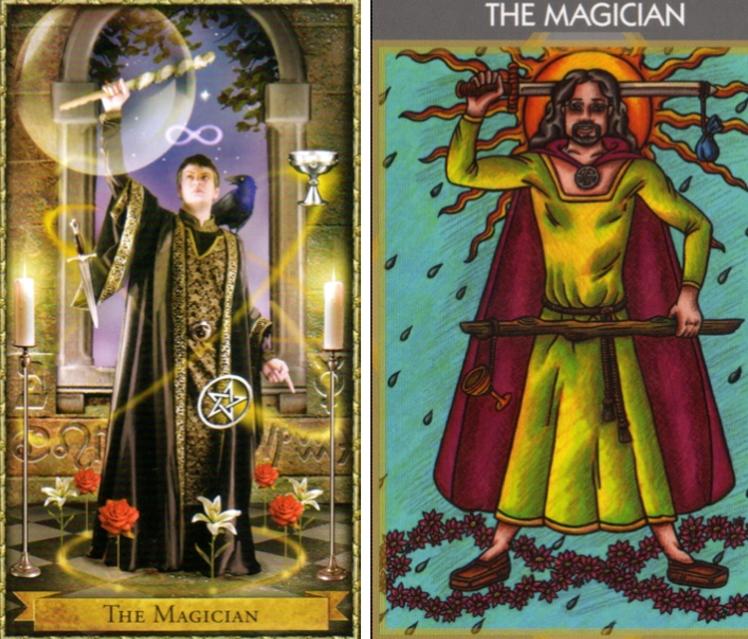 5-magicians