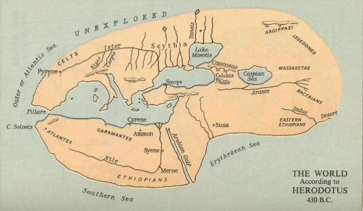 4-herodotus-world-map